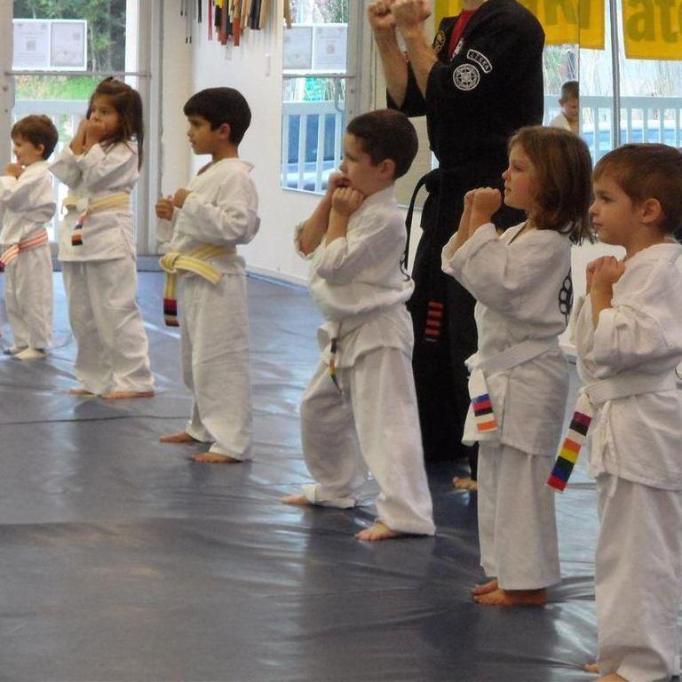 Gracie Barra San Antonio Brazilian Jiu Jitsu Kids
