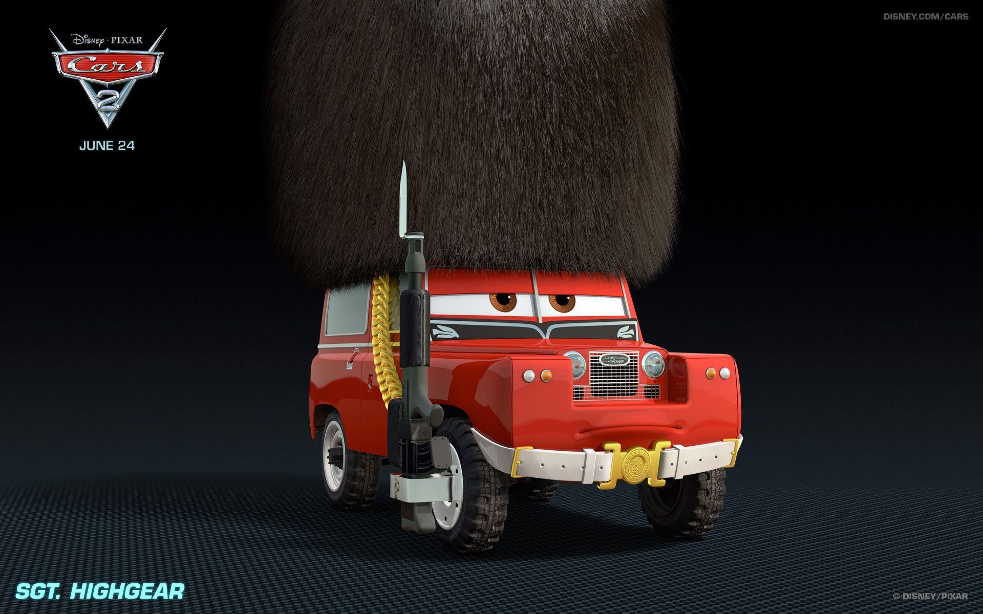 Sgt Highgear Tachka