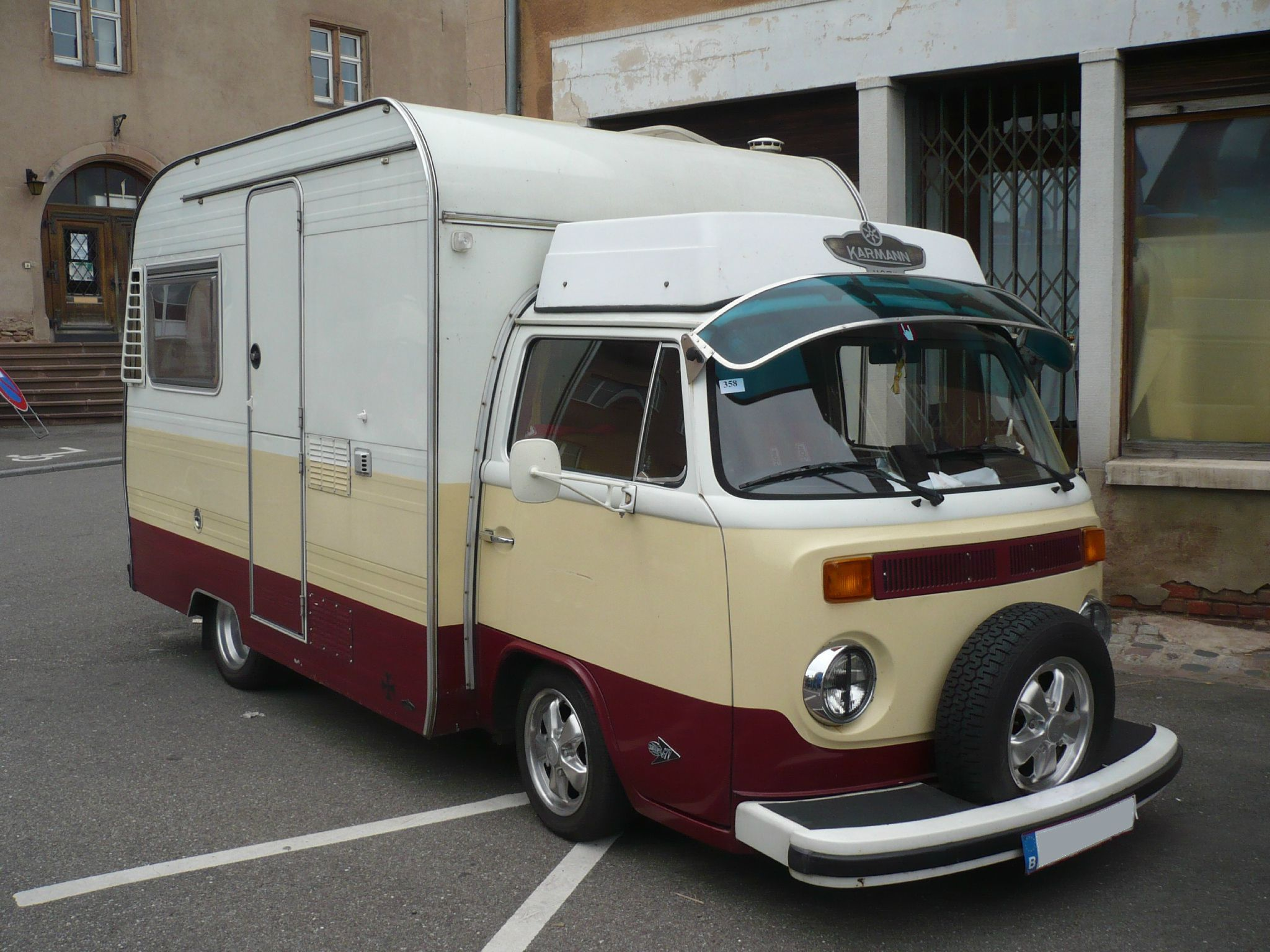volkswagen combi type 2 karmann mobil camping car molsheim. Black Bedroom Furniture Sets. Home Design Ideas