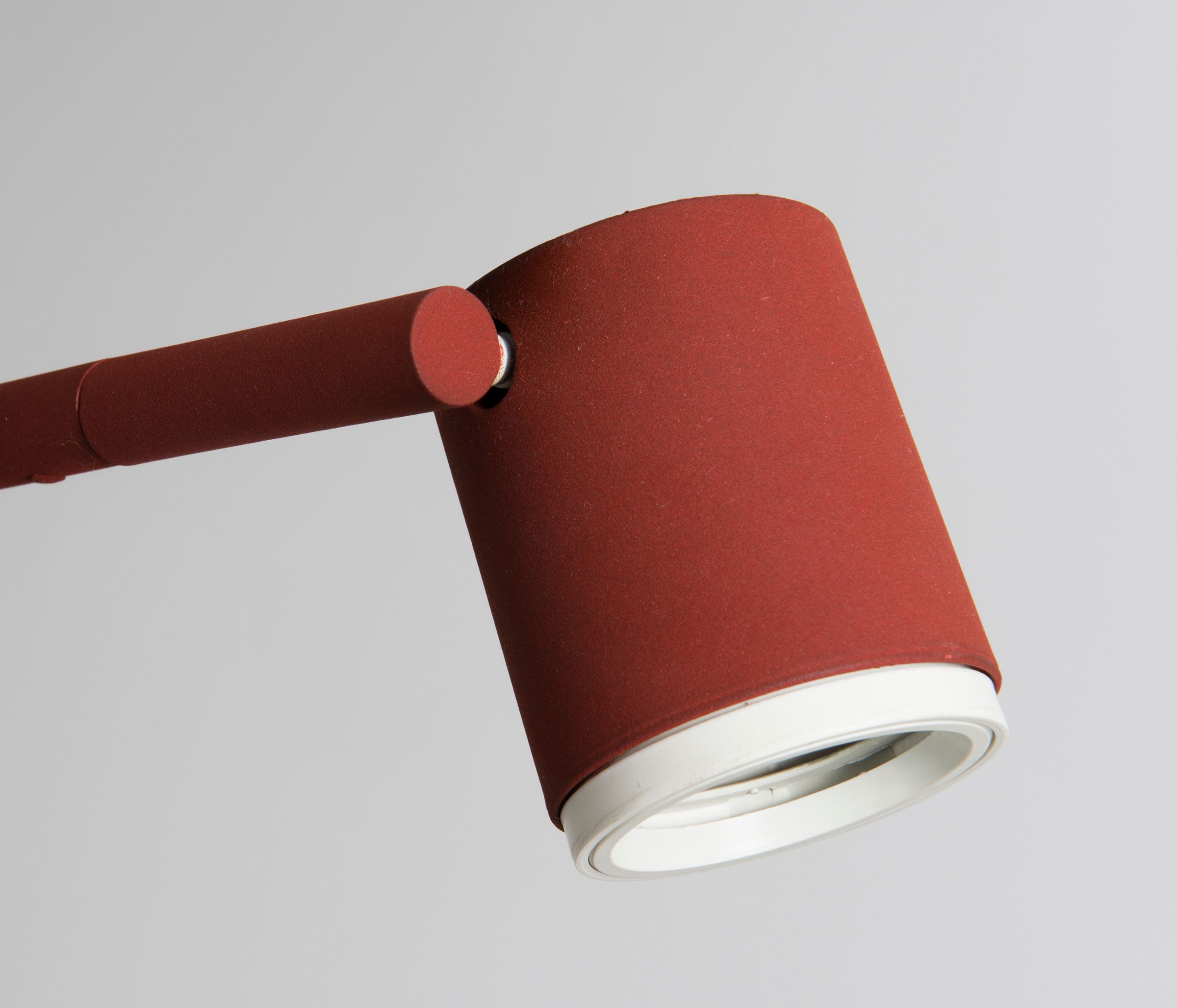 Philips Light Tower In Eindhoven: 'Halo Click' Floor Light Sottsass, Ettore