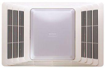 Amazon Broan Model 659 Heaterfanlight 50 Cfm 25 Sones Interesting Small Fan For Bathroom 2018