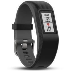 Fitness tracker   Fitness bracelets -  Garmin vívosport L fitness tracker dark gray GarminGarmin  -...