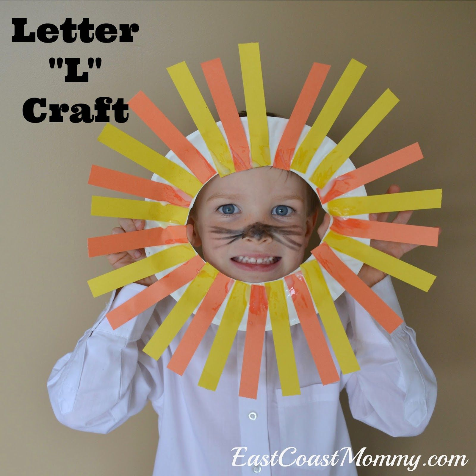 Alphabet Crafts Letter L Carnival of the Animals