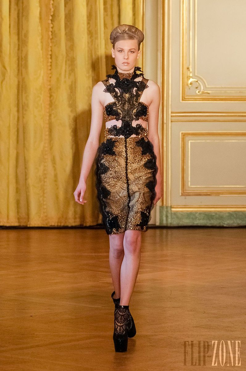 Legend by bilal barrage couture fallwinter