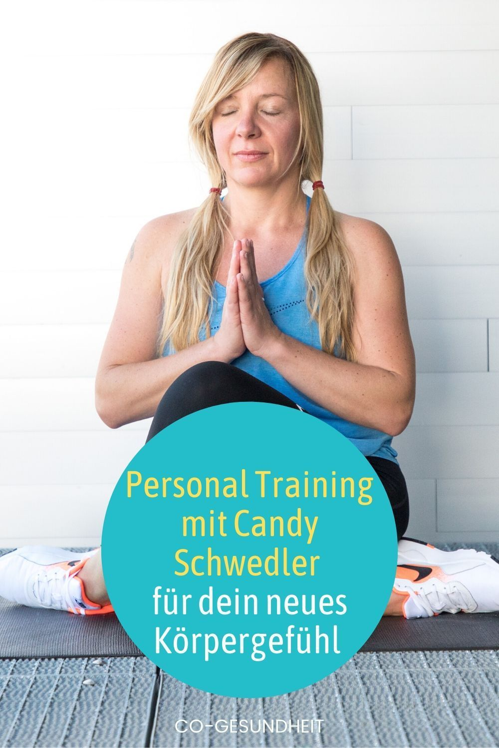 Fitness Yoga Ernahrung Mit Personal Trainerin Candy Schwedler In 2020 Yoga Fitness Yoga Fitness