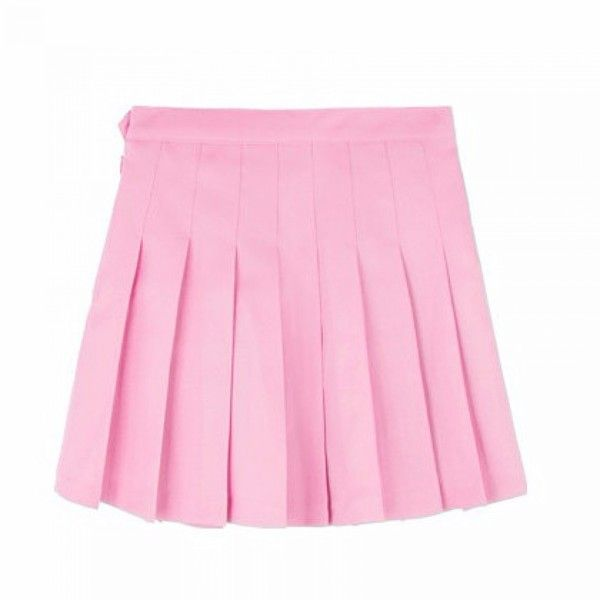 Classic Pleat Tennis Skirt 34 Liked On Polyvore Featuring Skirts Bottoms Clothing Skirts High Wais Korean Fashion Casual Fashion Pleated Tennis Skirt