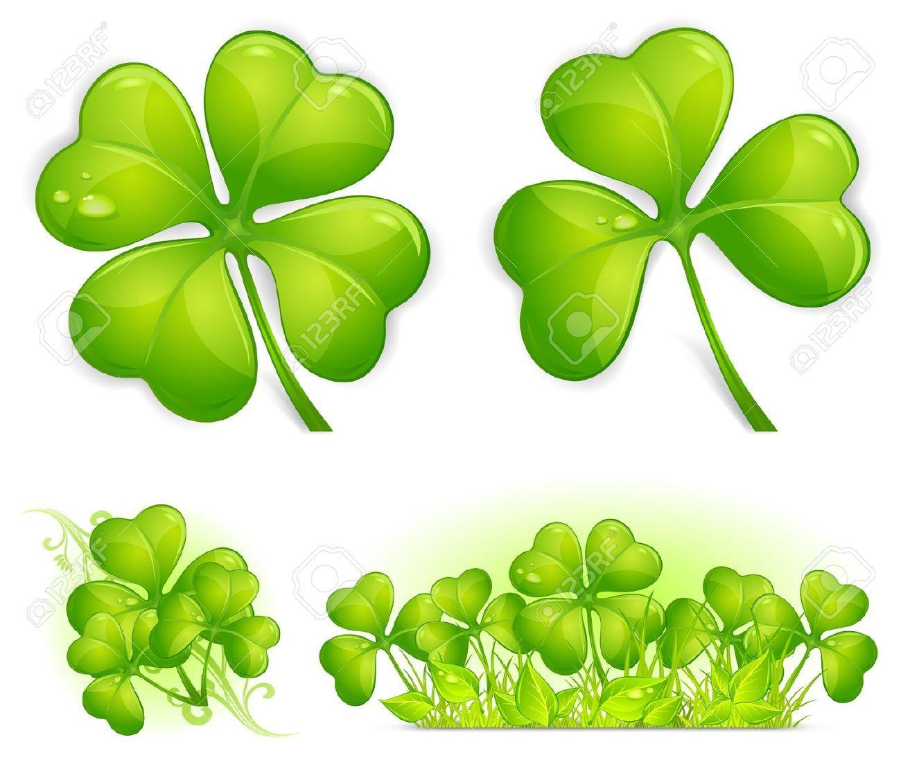 trebol irlandes dibujo - Buscar con Google | tréboles | Pinterest ...
