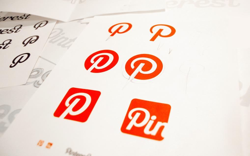 Carlos Pagan / Pinterest Pinterest branding, Custom