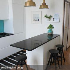 kitchen remodel - project cool flat | Küche | Pinterest | Offene ...