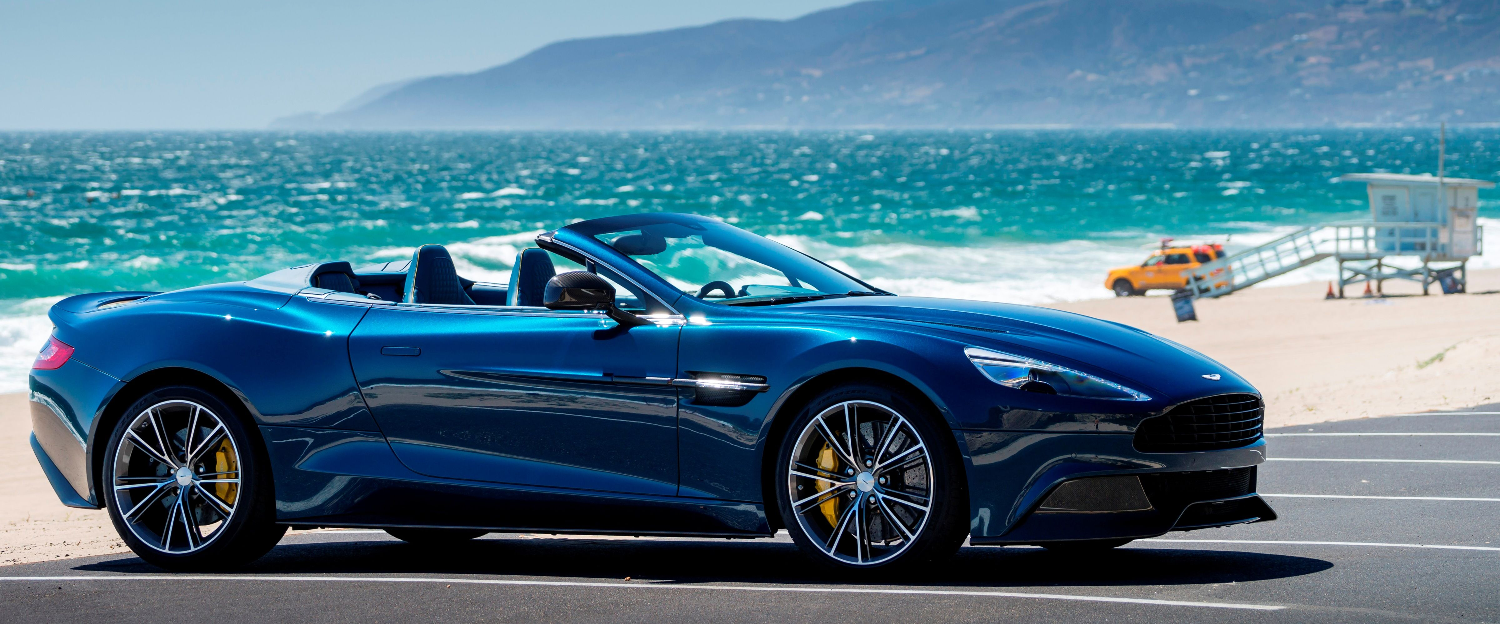 aston martin vanquish wallpapers pictures