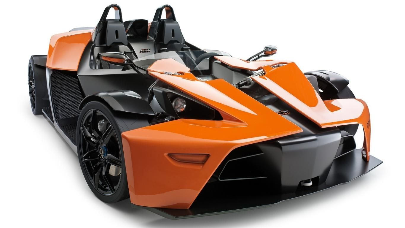 Ktm X Bow Orange Cars Wallpapers Download Secy Car Mobil Sport