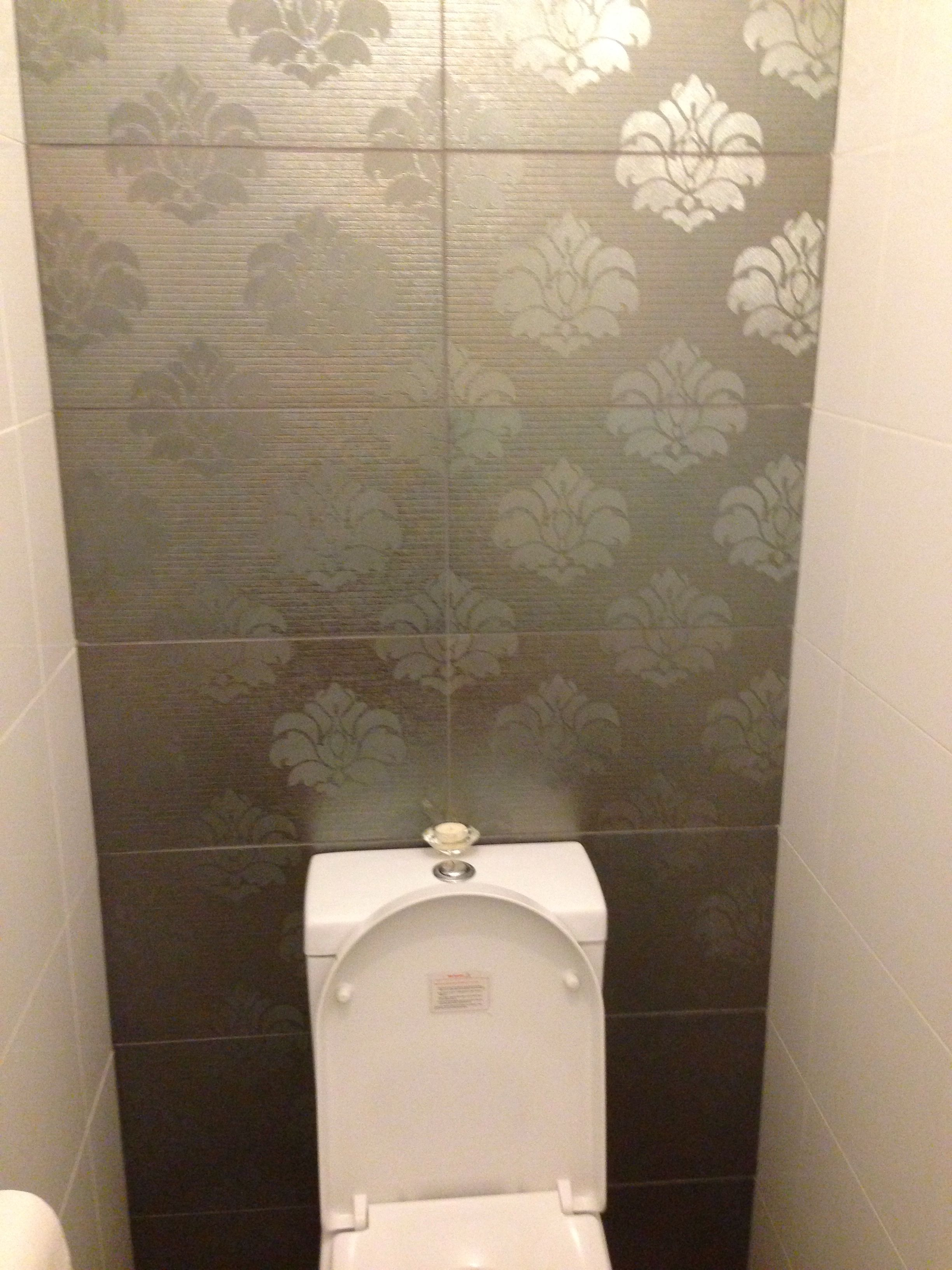 Toilet Tiles Feature Wall House Bathroom Amp Ensuite