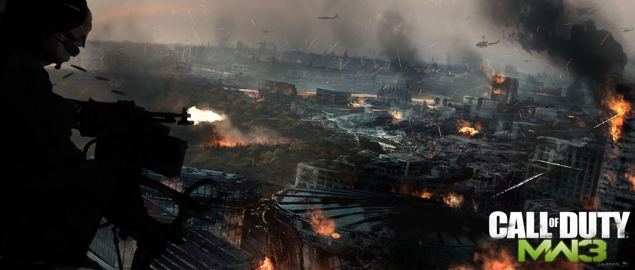 Modern Warfare 3 Wallpaper Modern Warfare Call Of Duty Warfare