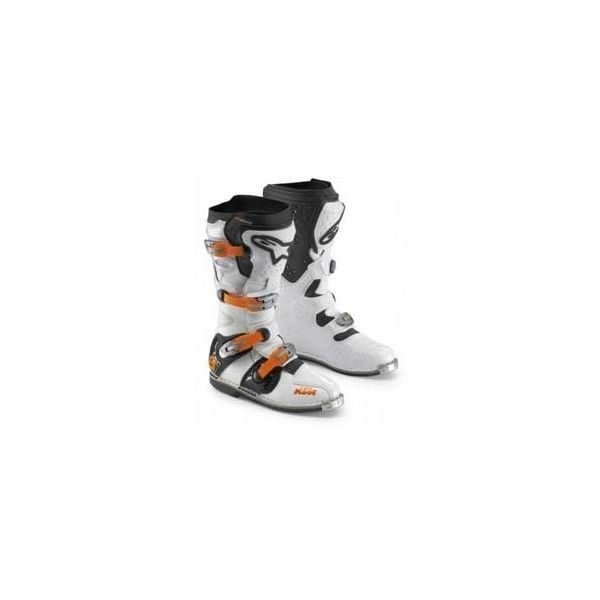 Ktm Powerwear Alpinestars Tech 8 Light Boots Available At 7 065 Ars Liked On Polyvore Featuring Motocross Clothes Design Light Boots Outfit Accessories