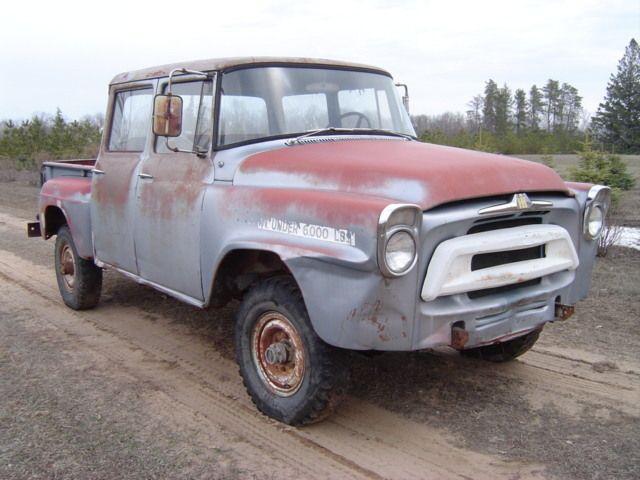 1958 3 door international harvester A series. Ours is a b1-10 actually a b1-12 b/c it has 3 doors. & 1958 3 door international harvester A series. Ours is a b1-10 ...