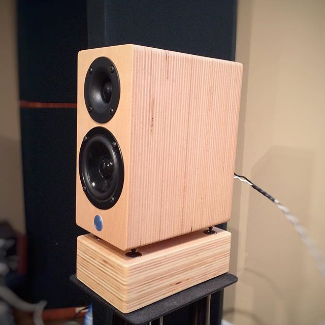 We just received a sample pair of WRS MM2 from our friends at