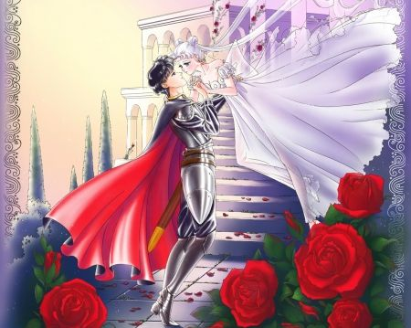 Sailor Moon And Tuxedo Mask Wallpaper Endymion Serenity