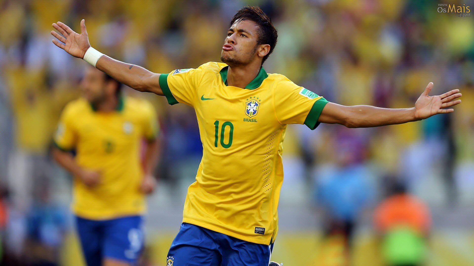Pin Em Neymar Jr