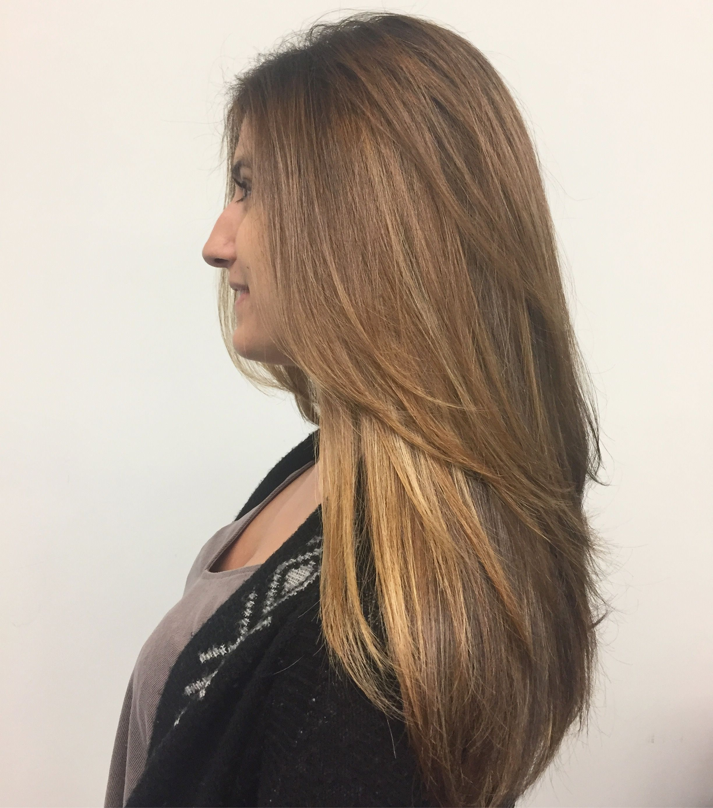 Haircut And Color By Haley Fruen Minneapolis With Images Haircut And Color