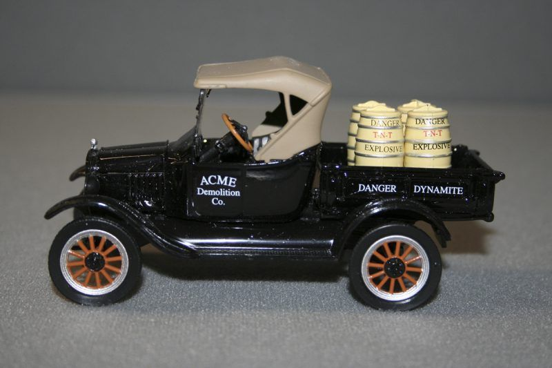 1925 Ford Model T Pick Up Die Cast Ford Models Model T Diecast