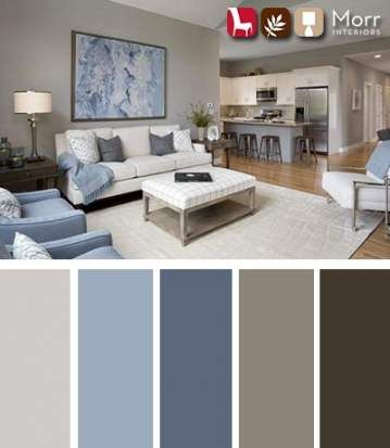 New kitchen gray brown blue 53+ Ideas images