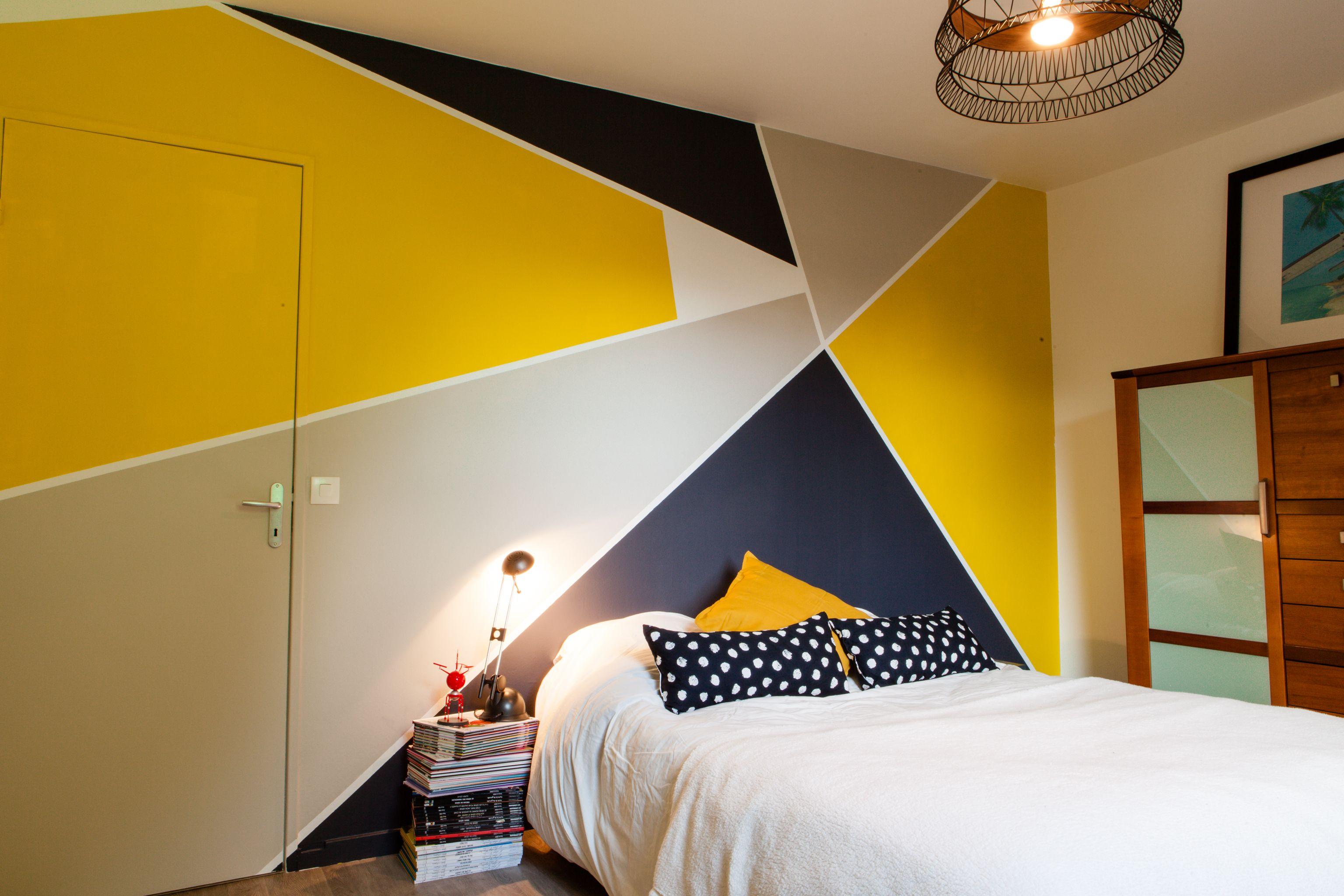 19+ Decoration en peinture pour chambre trends