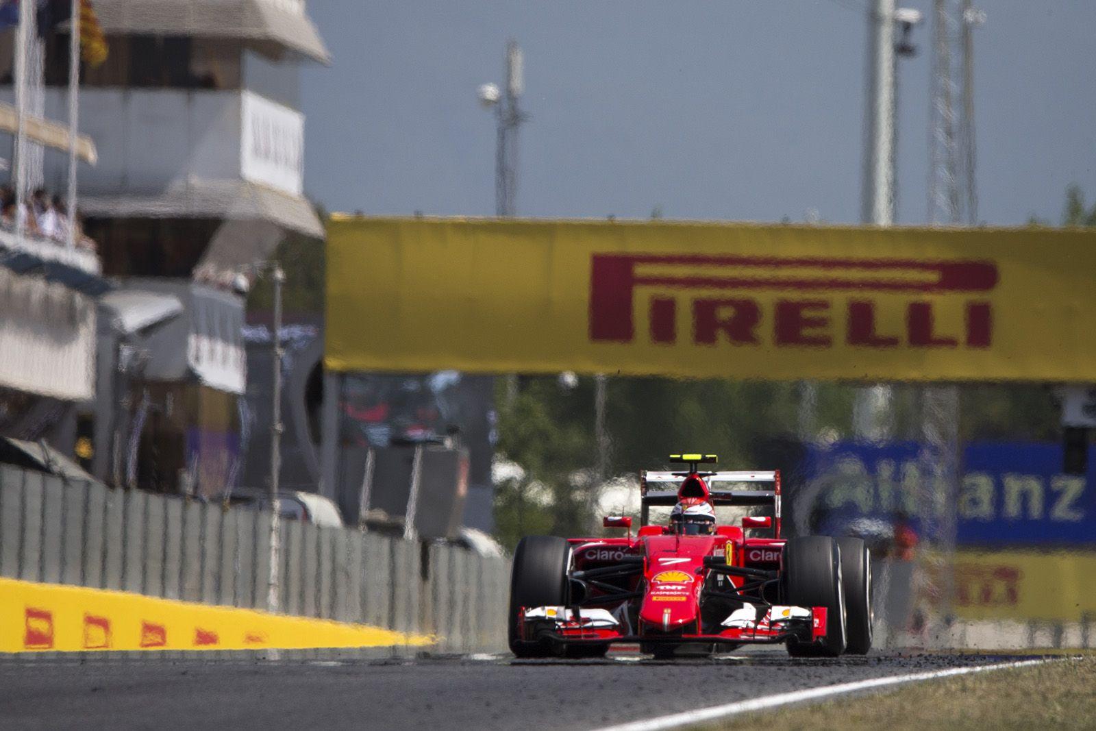 F1 2015 | GP da Espanha | Barcelona