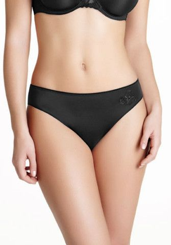 Andora Brief In Black By Simone Perele
