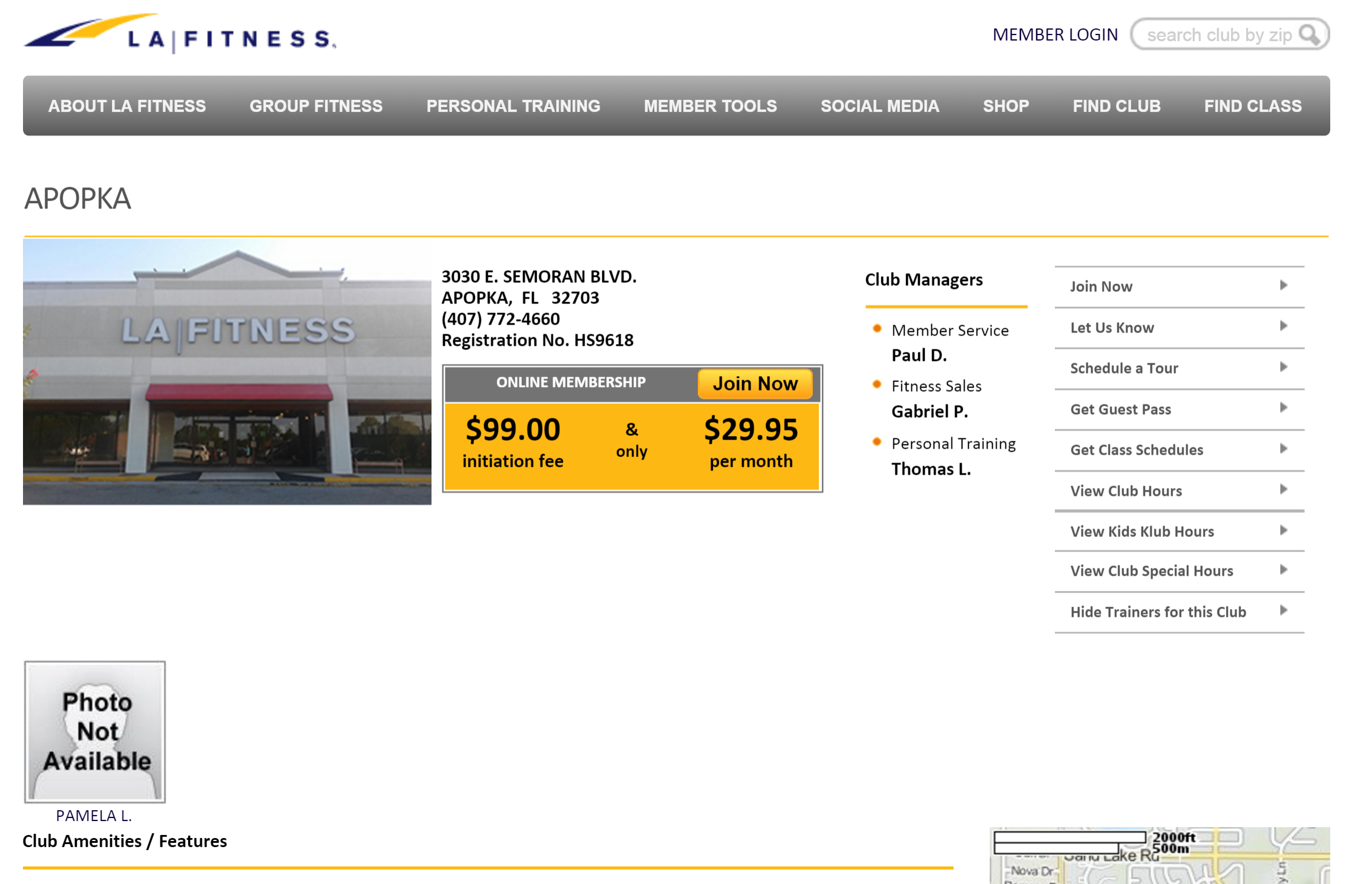 Considering La Fitness Personal Training Buyer Beware La Fitness