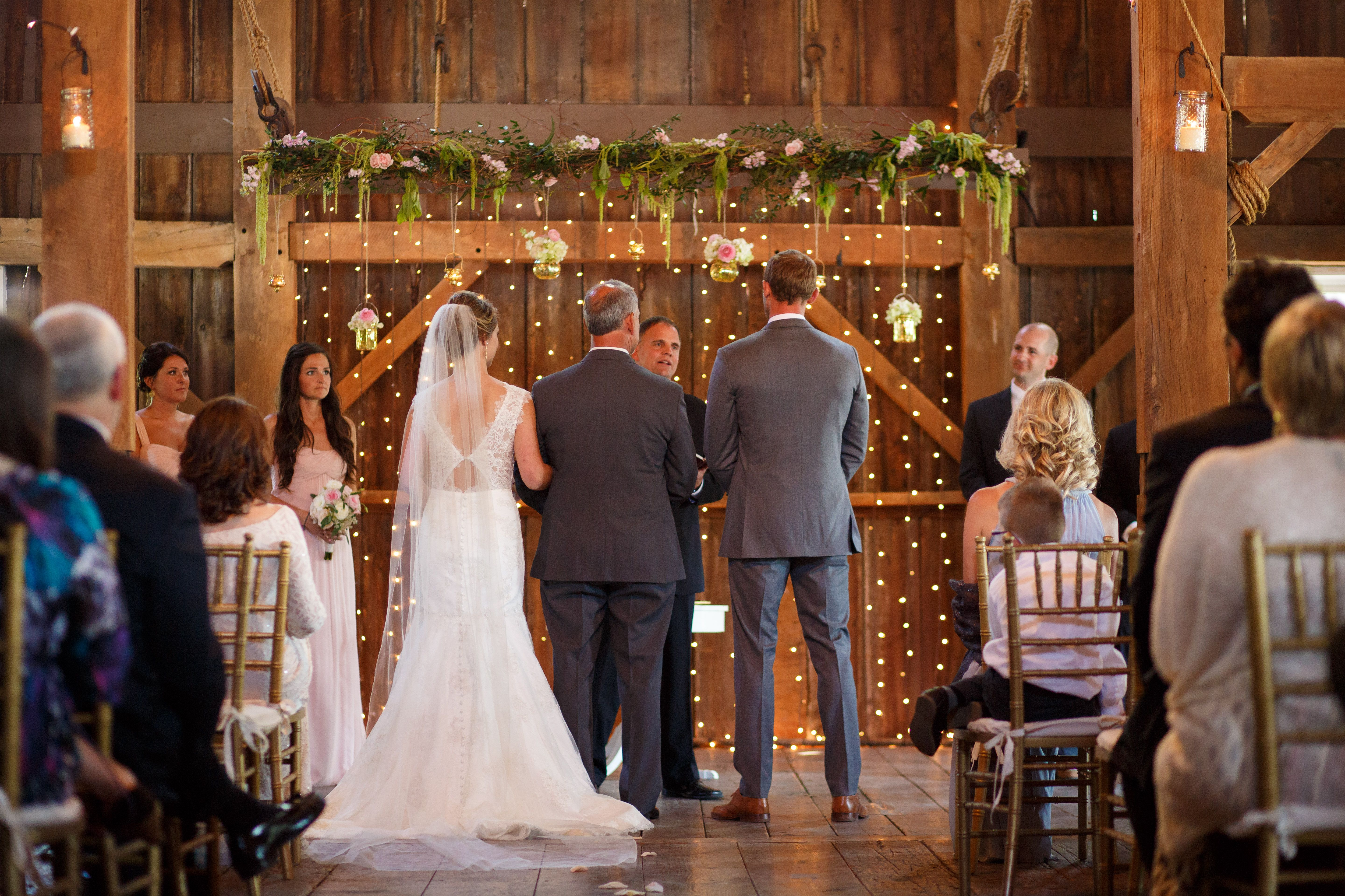 Photo by Bobbi + Mike :: Mustard Seed Gardens :: The Olde Barn ...