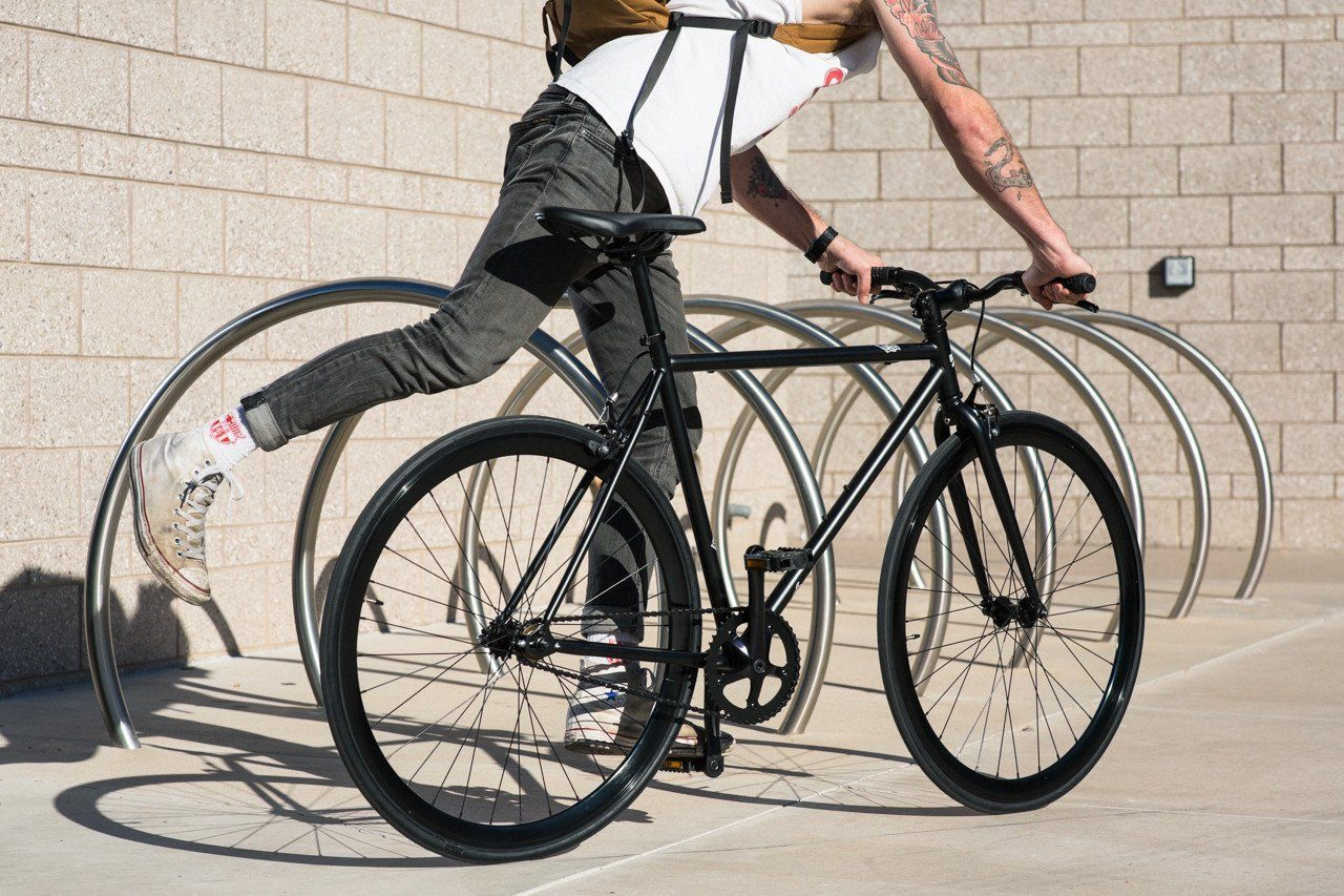 Description The Wulf Is Built On A Durable Steel Frame In A Sleek