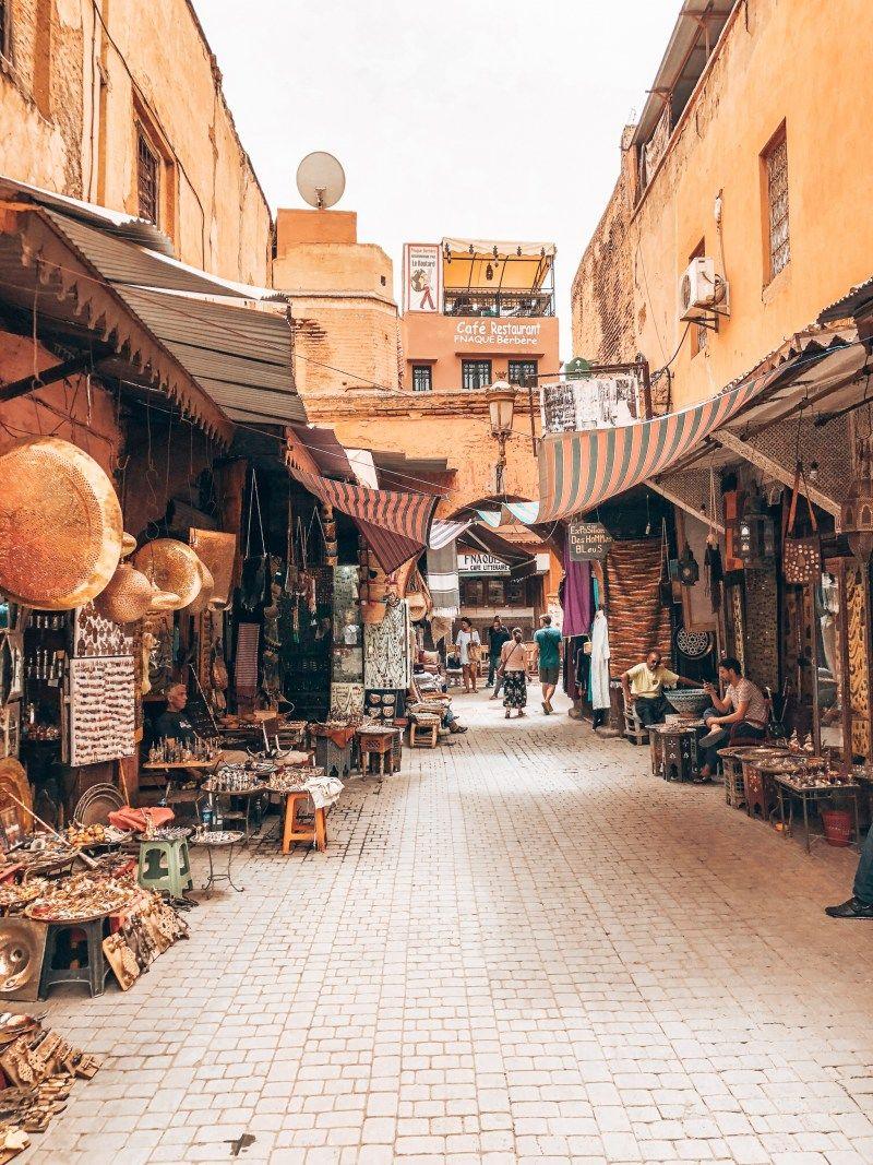 Marrakesch Tipps aus 1'001 Nacht #wondersofnature