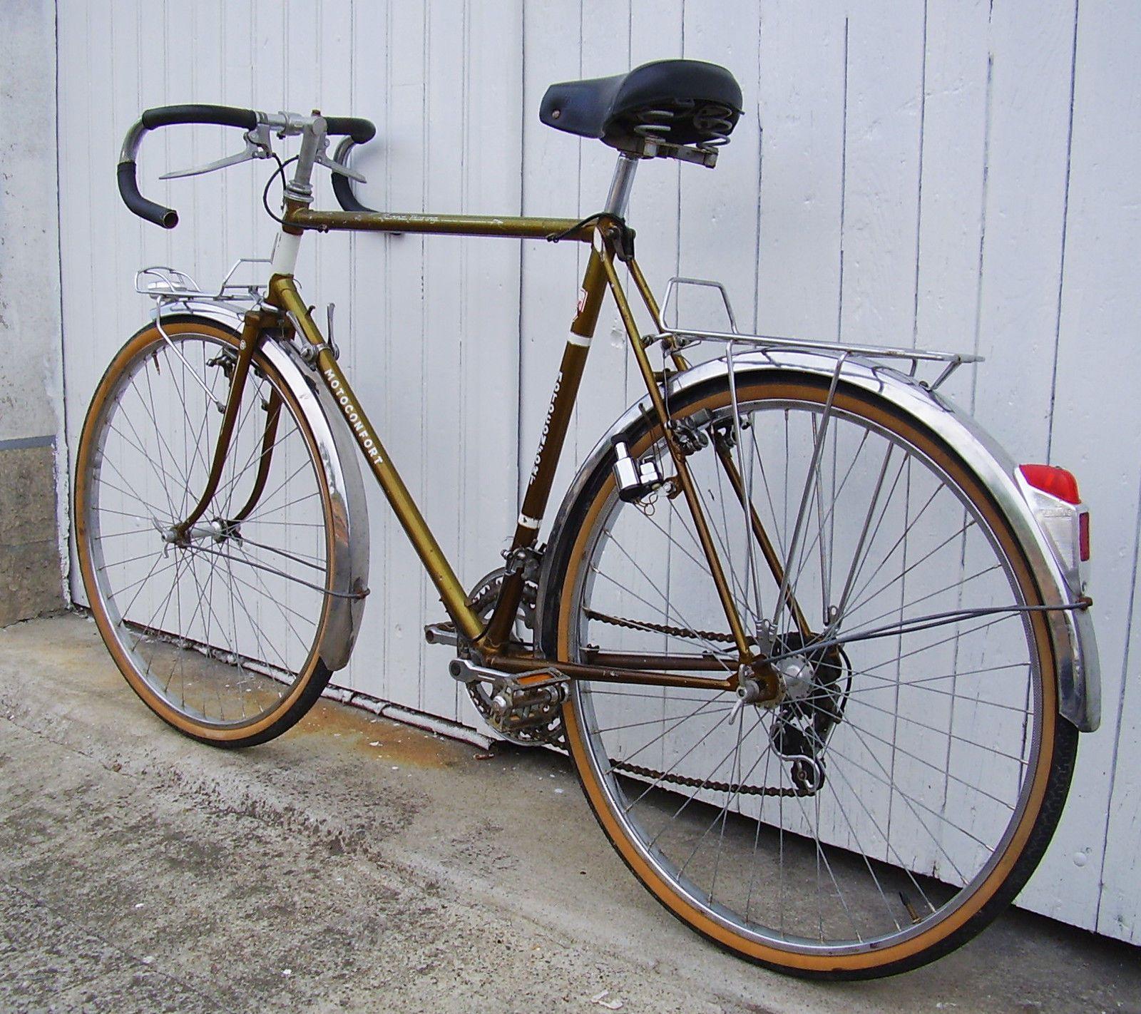 v lo randonneuse motoconfort 650b demi course cyclotouriste randonneur bicycling. Black Bedroom Furniture Sets. Home Design Ideas