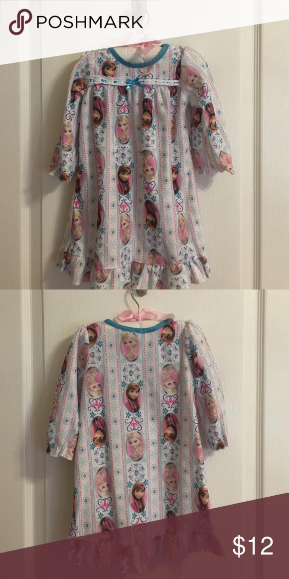 Disney Frozen ❄ 12 mos nightgown 😴💕   Nightgown, Disney frozen ...