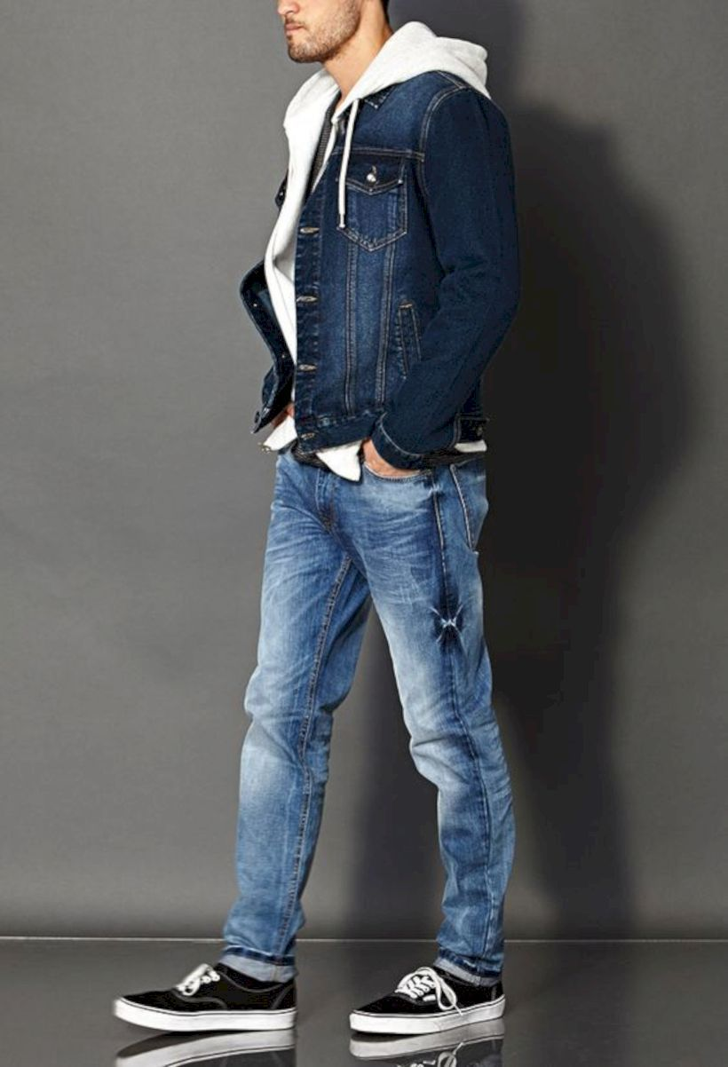 awesome 15 Ways to Dress Up with Vans and Jeans for Men https    ae946ec1c44