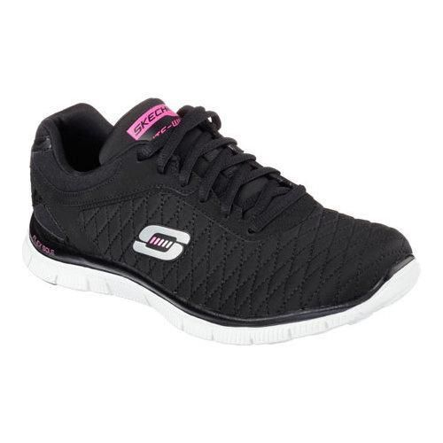 04ba8fcbff03 Shoes. Women s Fashion. Fashion Women. Moda Femenina. Zapatos. Visual  appeal and workout comfort combines in the Sketchers Flex Appeal - Eye  Catcher shoe.