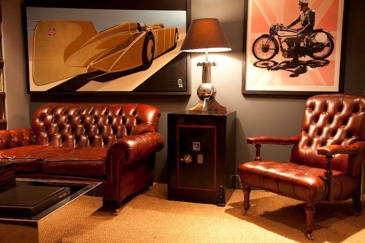 Home cigar lounge ideas Home and house decor Pinterest Ideas