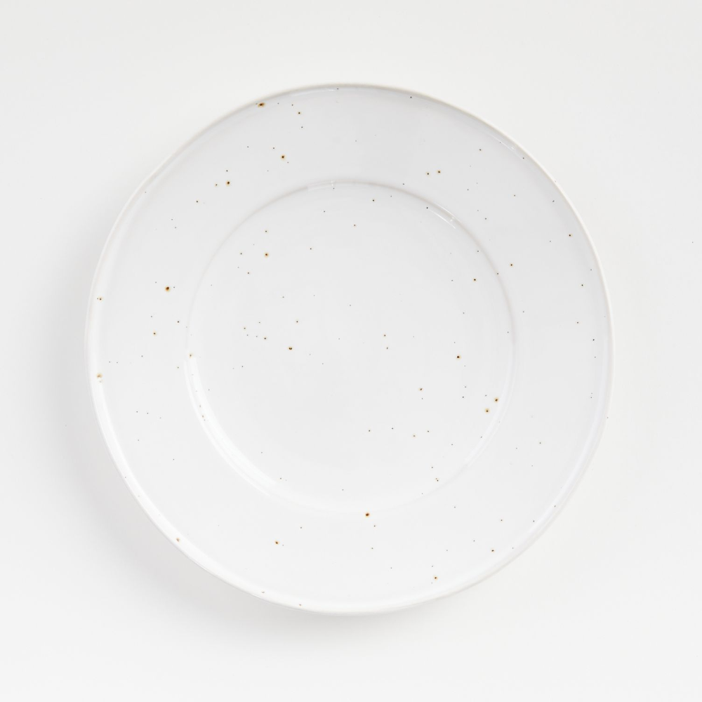 Lowen Dinner Plate Crate And Barrel Stoneware Dishes Dinner Plates Modern Dinner Plates
