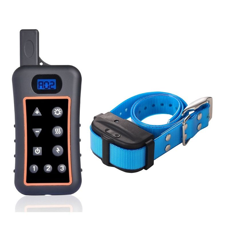 Electronic Dog Used Trainer Shock And Vibration Dog Collar With