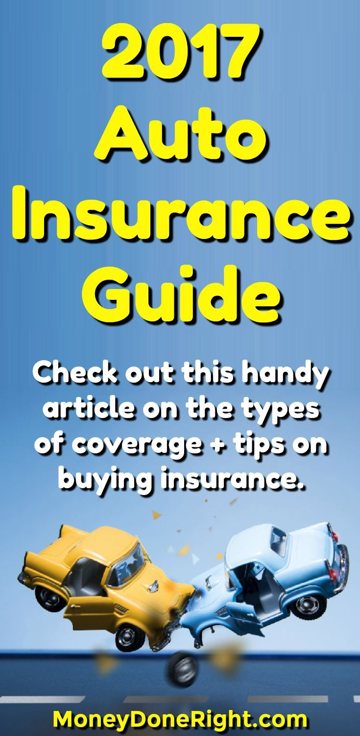 2020 Guide to Auto Insurance | Car insurance, Insurance ...