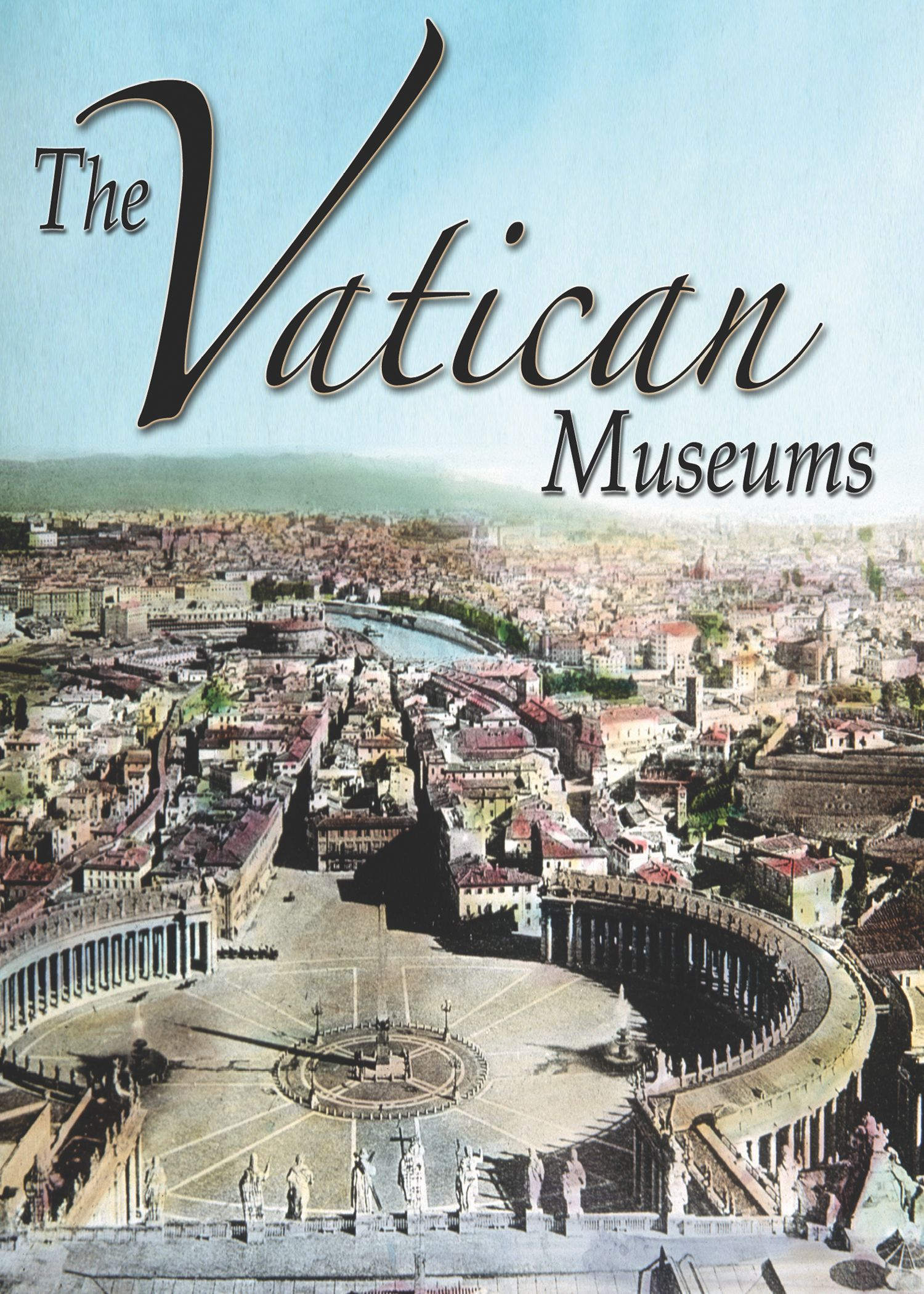 The Vatican Museums DVD $59.95