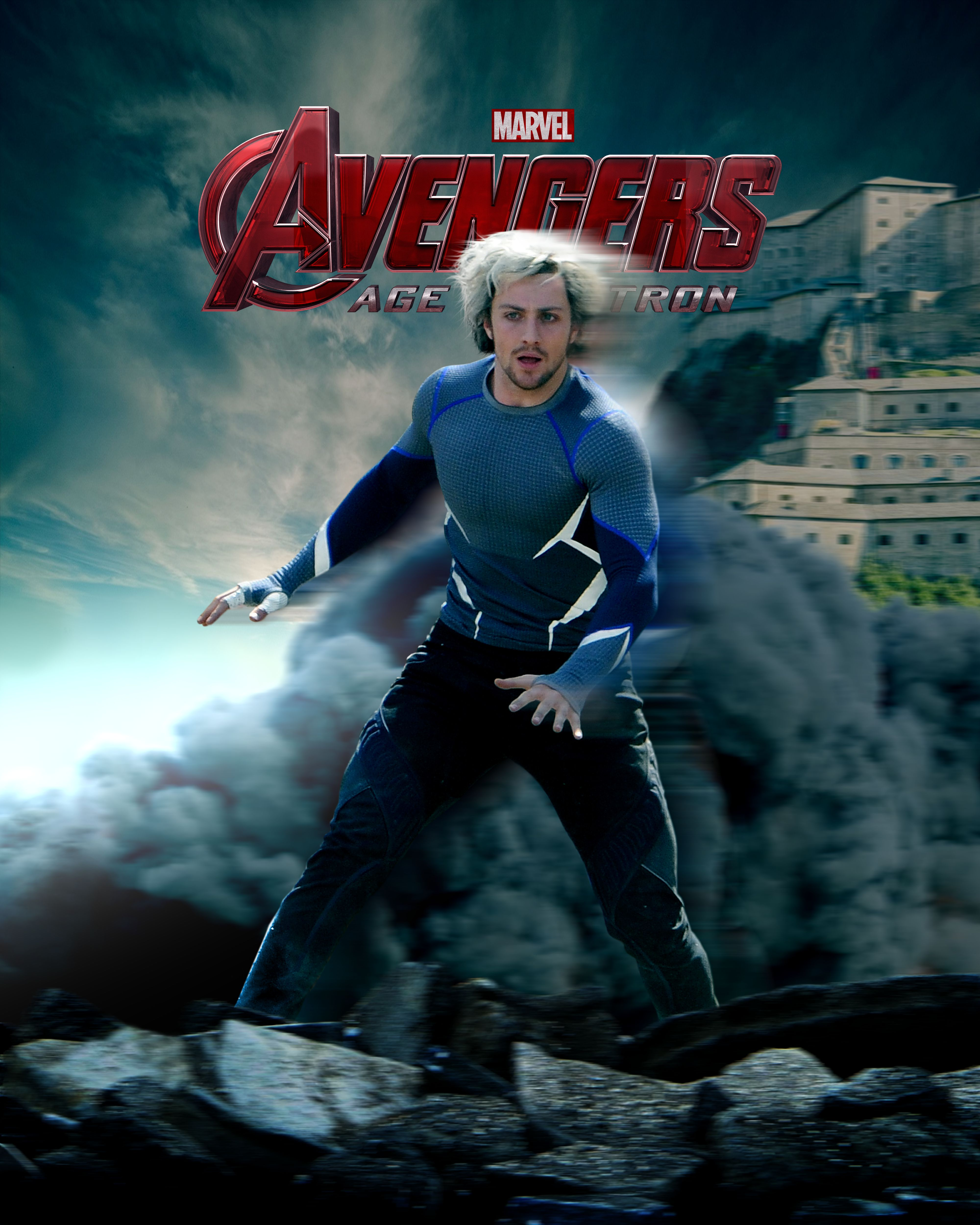 Movie Quicksilver marvel forecast to wear for everyday in 2019