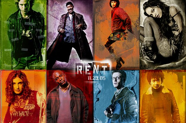 A Complete List Of Every Reference In La Vie Boheme Rent Movies Musical Movies Rent Musical