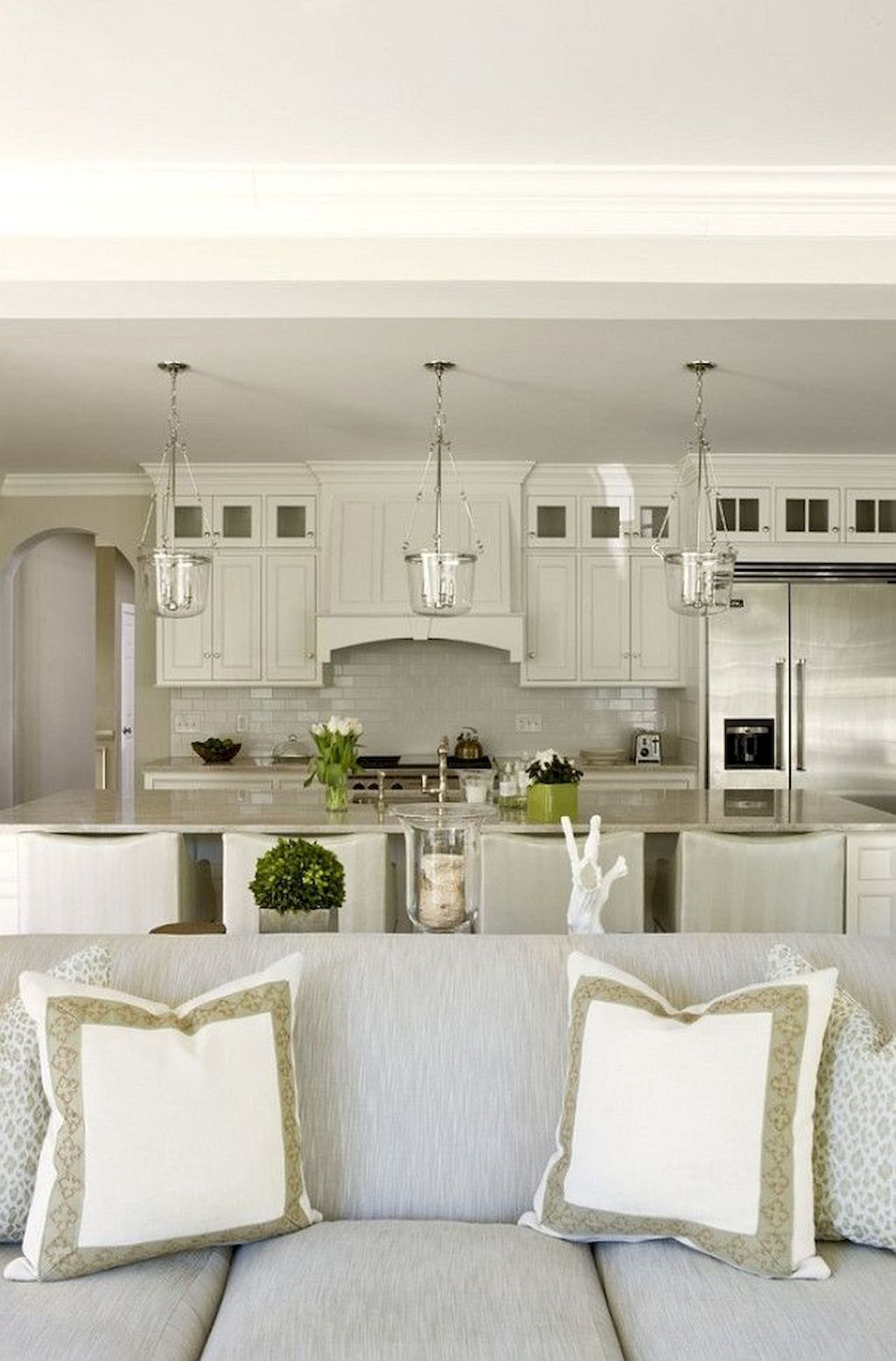 Modern Classic Kitchen Design: Best Open Kitchen Living And Dining Concepts Perfect For