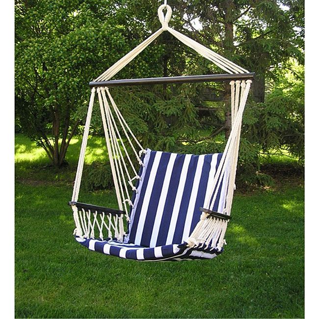 Exceptional Deluxe Bahama Hanging Hammock Sky Swing Chair