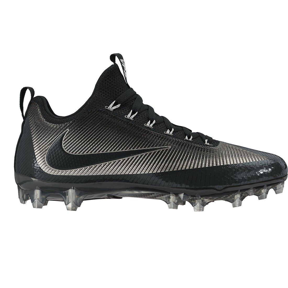 663abd2c968c Nike Vapor Untouchable Pro in Black Built for the Most Dynamic Players on  the Field Flywire