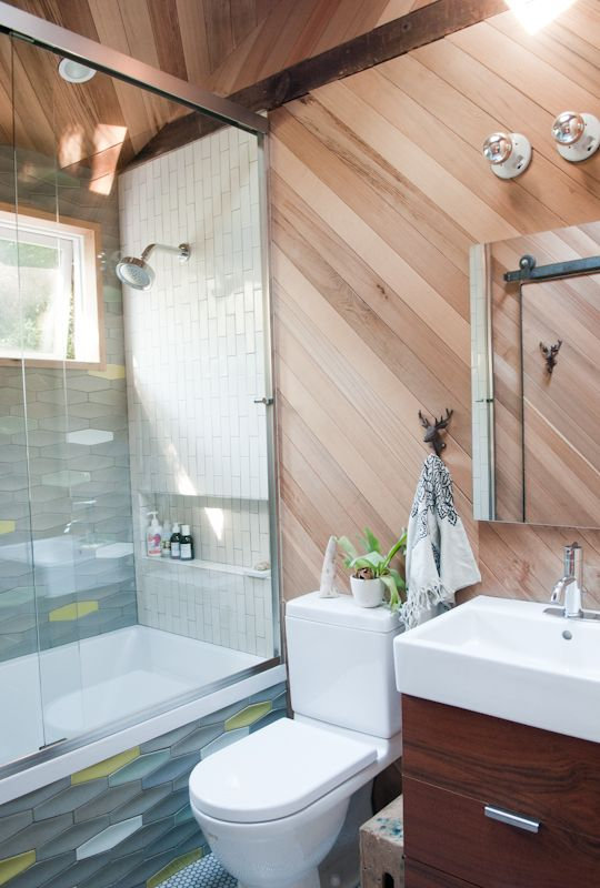 Design Sponge Bathrooms Fascinating A San Francisco Home Built For Play  Design*sponge  Design Decorating Inspiration