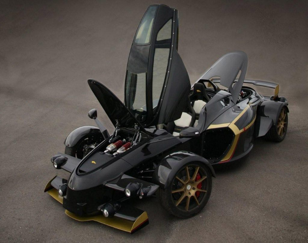 Tramontana (With images) Super cars, Vehicles