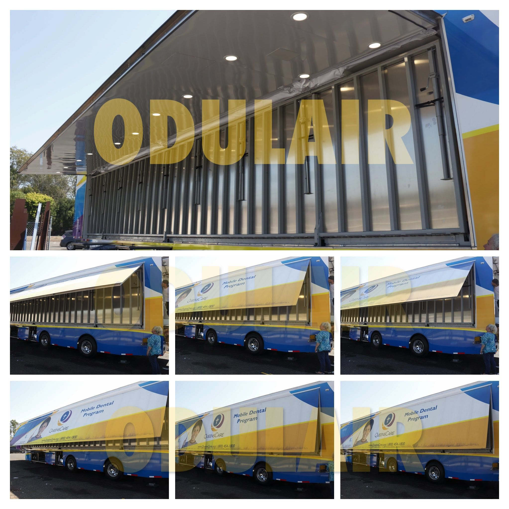 Pin by Odulair on Mobile Clinics by Odulair | Clinic design