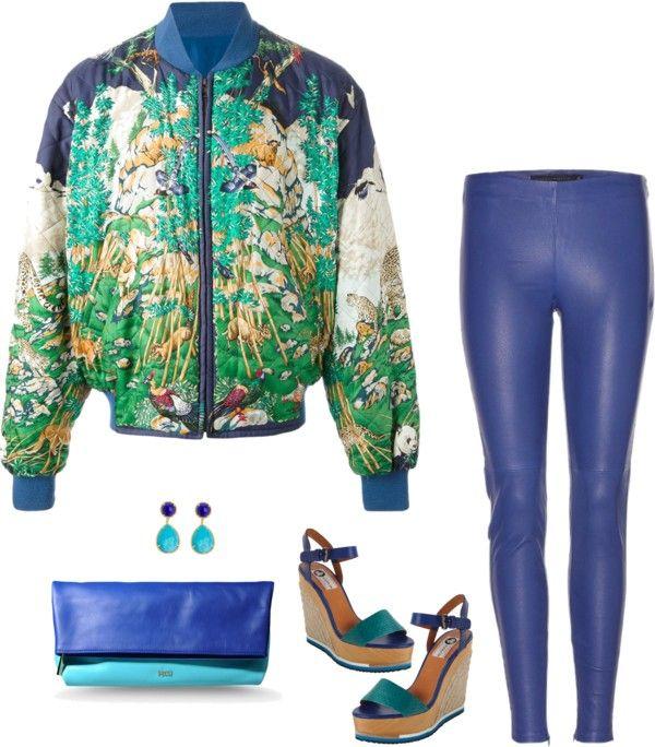 SevenRoses: Hermès, Vintage Reversible Bomber Jacket